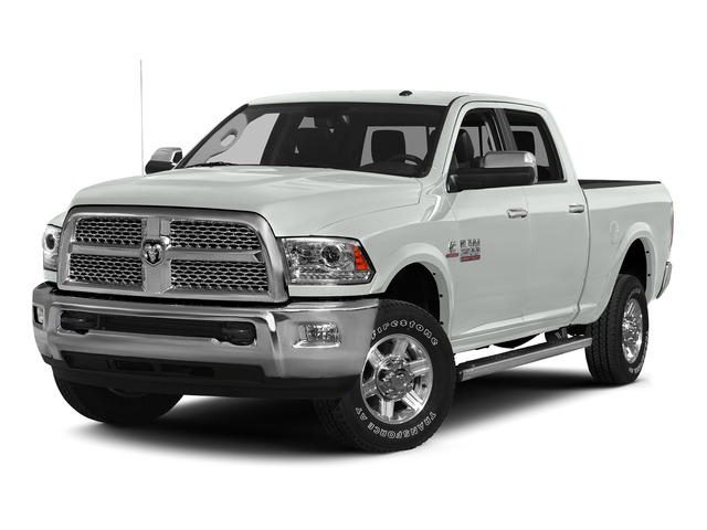 Bright White Clearcoat 2015 Ram Truck 2500 Pictures 2500 Crew Cab Tradesman 4WD photos front view