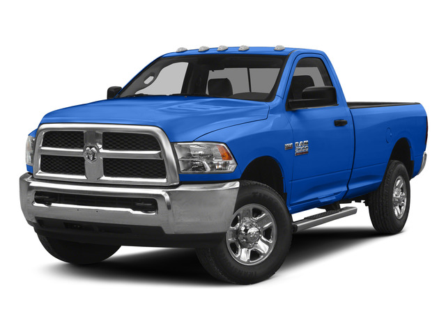 Holland Blue 2015 Ram Truck 2500 Pictures 2500 Regular Cab SLT 4WD photos front view