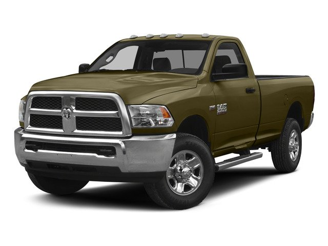Prairie Pearlcoat 2015 Ram Truck 2500 Pictures 2500 Regular Cab Tradesman 4WD photos front view