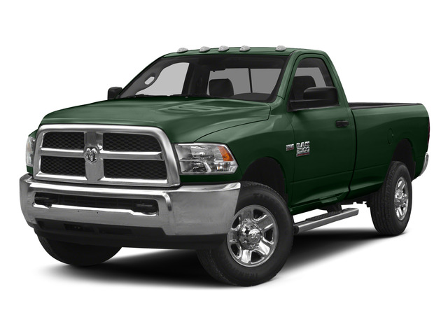 Timberline Green Pearlcoat 2015 Ram Truck 2500 Pictures 2500 Regular Cab SLT 4WD photos front view