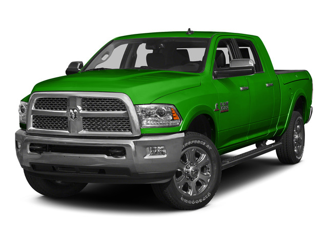Hills Green 2015 Ram Truck 3500 Pictures 3500 Mega Cab SLT 2WD photos front view