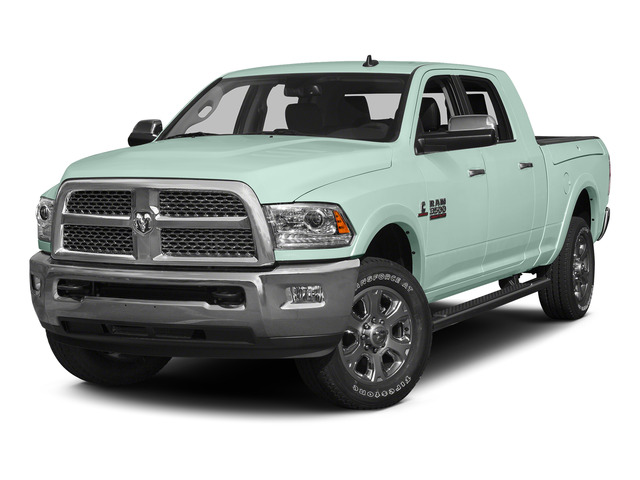 Robin Egg Blue 2015 Ram Truck 3500 Pictures 3500 Mega Cab SLT 2WD photos front view