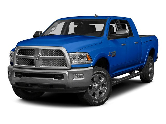 Holland Blue 2015 Ram Truck 3500 Pictures 3500 Mega Cab SLT 4WD photos front view