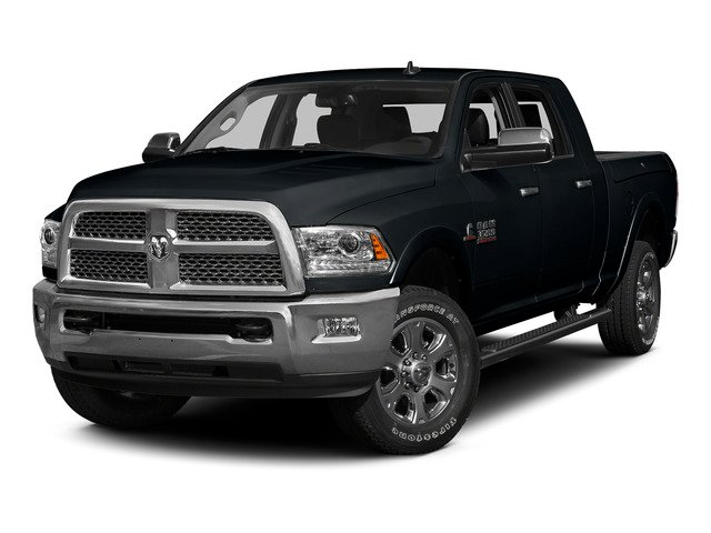 Maximum Steel Metallic Clearcoat 2015 Ram Truck 3500 Pictures 3500 Mega Cab Longhorn 4WD photos front view