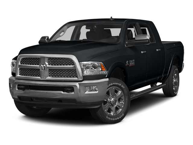 Maximum Steel Metallic Clearcoat 2015 Ram Truck 3500 Pictures 3500 Mega Cab SLT 4WD photos front view