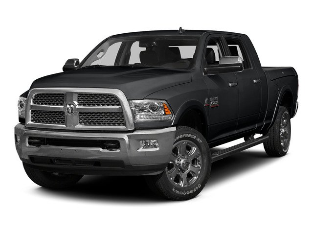 Granite Crystal Metallic Clearcoat 2015 Ram Truck 3500 Pictures 3500 Mega Cab SLT 4WD photos front view