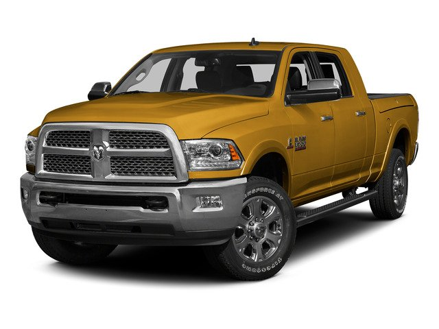 School Bus Yellow 2015 Ram Truck 3500 Pictures 3500 Mega Cab SLT 2WD photos front view