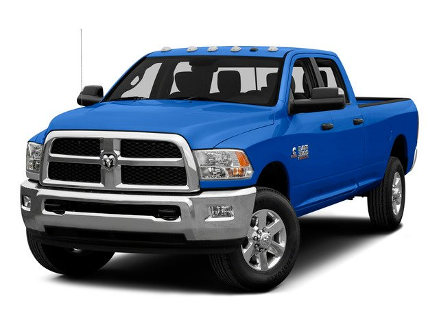 Holland Blue 2015 Ram Truck 3500 Pictures 3500 Crew Cab SLT 2WD photos front view