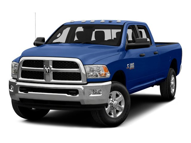 Blue Streak Pearlcoat 2015 Ram Truck 3500 Pictures 3500 Crew Cab SLT 2WD photos front view