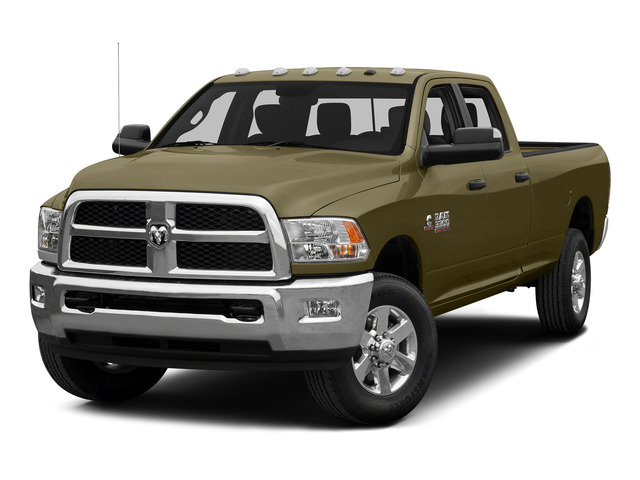 Prairie Pearlcoat 2015 Ram Truck 3500 Pictures 3500 Crew Cab SLT 2WD photos front view