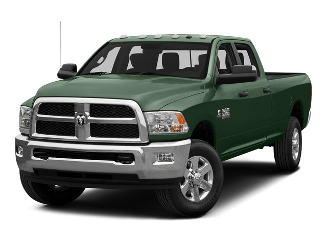 Timberline Green Pearlcoat 2015 Ram Truck 3500 Pictures 3500 Crew Cab SLT 2WD photos front view