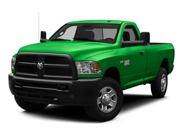 Hills Green 2015 Ram Truck 3500 Pictures 3500 Regular Cab Tradesman 2WD photos front view
