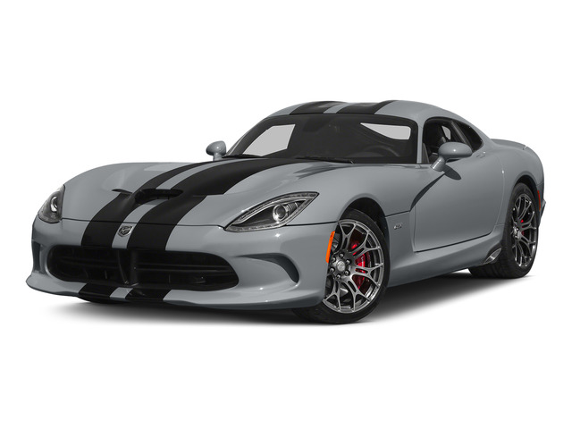 Billet Silver Metallic Clearcoat 2015 Dodge Viper Pictures Viper 2 Door Coupe photos front view