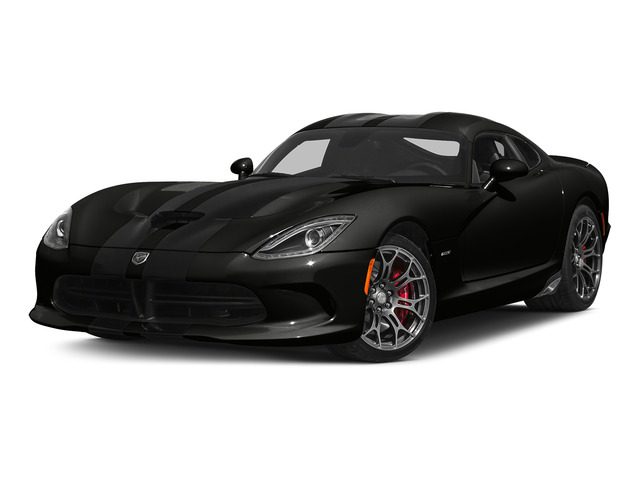 Venom Black Clearcoat 2015 Dodge Viper Pictures Viper 2 Door Coupe photos front view