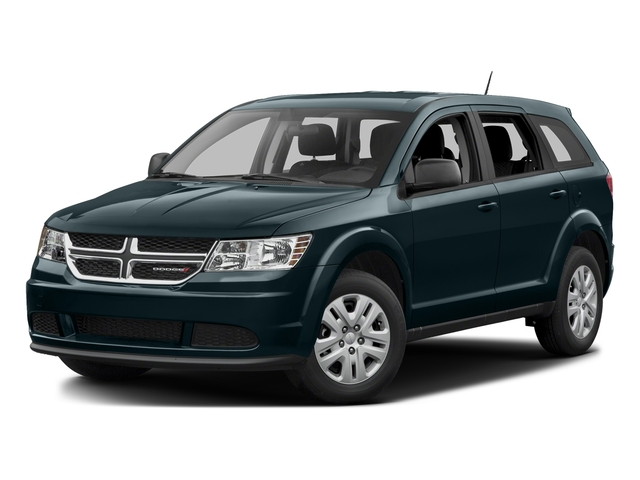 Fathom Blue Pearlcoat 2015 Dodge Journey Pictures Journey Utility 4D SE 2WD photos front view