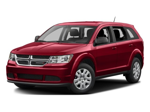 Redline 2 Coat Pearl 2015 Dodge Journey Pictures Journey Utility 4D SE 2WD photos front view