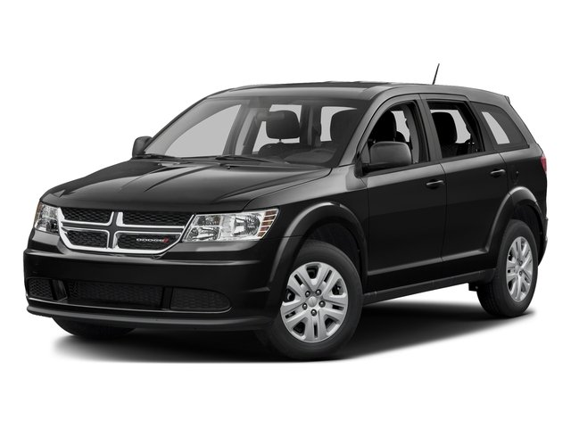 Pitch Black Clearcoat 2015 Dodge Journey Pictures Journey Utility 4D SXT 2WD photos front view