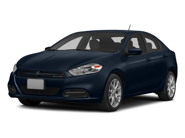 True Blue Pearlcoat 2015 Dodge Dart Pictures Dart Sedan 4D Aero I4 Turbo photos front view