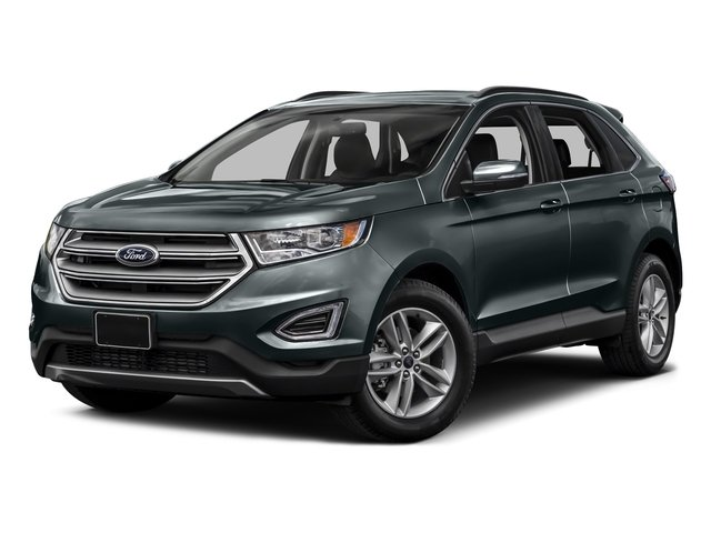 Guard Metallic 2015 Ford Edge Pictures Edge Utility 4D SE AWD I4 Turbo photos front view