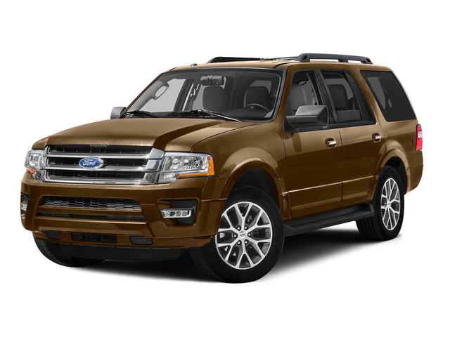 Bronze Fire Metallic 2015 Ford Expedition Pictures Expedition Utility 4D XL 2WD photos front view