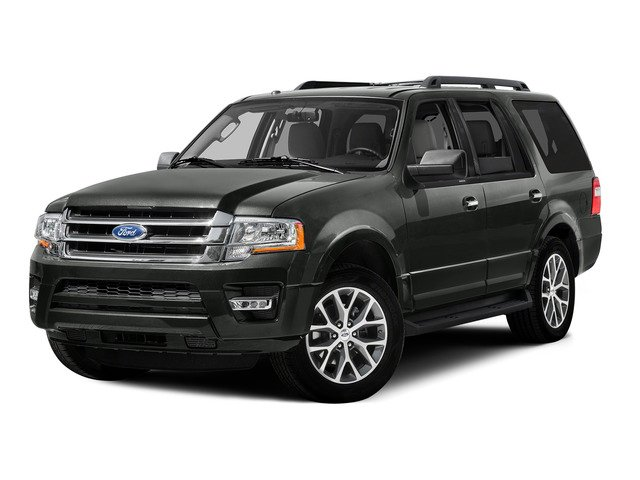 Magnetic Metallic 2015 Ford Expedition Pictures Expedition Utility 4D XL 2WD photos front view