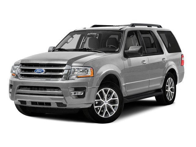 Ingot Silver Metallic 2015 Ford Expedition Pictures Expedition Utility 4D XL 2WD photos front view