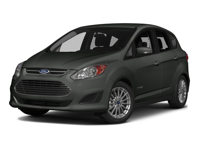 Magnetic 2015 Ford C-Max Hybrid Pictures C-Max Hybrid Hatchback 5D SEL I4 Hybrid photos front view