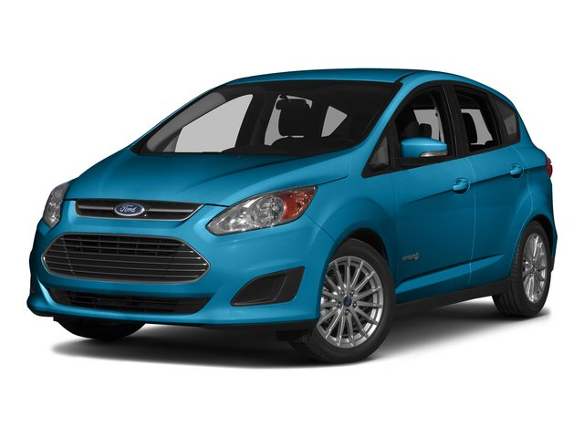 Blue Candy Metallic Tinted Clearcoat 2015 Ford C-Max Hybrid Pictures C-Max Hybrid Hatchback 5D SEL I4 Hybrid photos front view