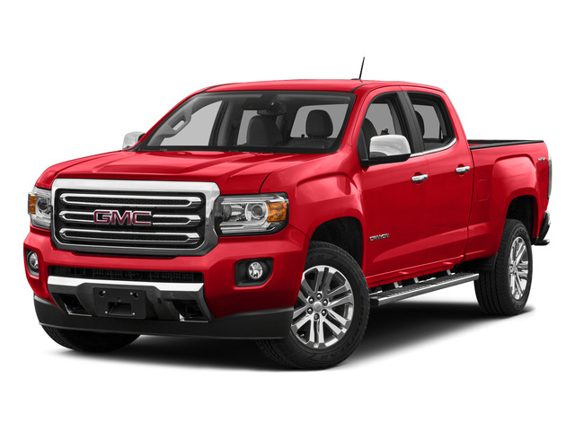 Cardinal Red 2015 GMC Canyon Pictures Canyon Crew Cab SLE 2WD photos front view