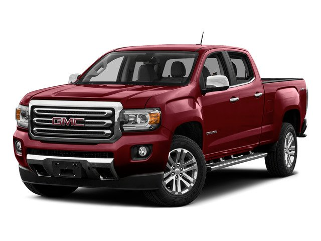 Copper Red Metallic 2015 GMC Canyon Pictures Canyon Crew Cab SLE 2WD photos front view