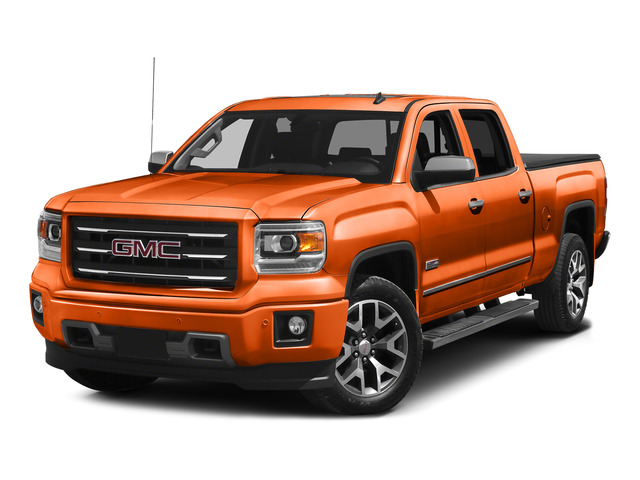 Cayenne Metallic 2015 GMC Sierra 1500 Pictures Sierra 1500 Crew Cab SLE 2WD photos front view