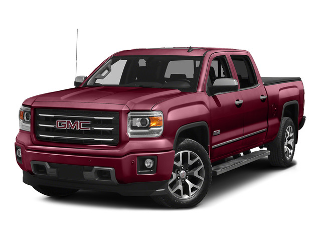 Sonoma Red Metallic 2015 GMC Sierra 1500 Pictures Sierra 1500 Crew Cab SLE 2WD photos front view