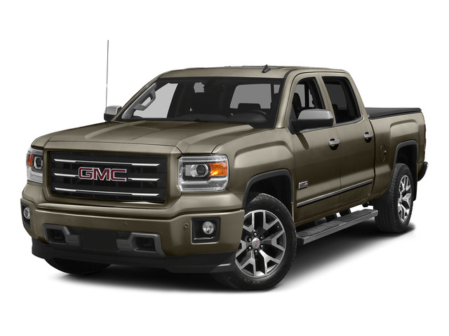 Bronze Alloy Metallic 2015 GMC Sierra 1500 Pictures Sierra 1500 Crew Cab SLE 2WD photos front view