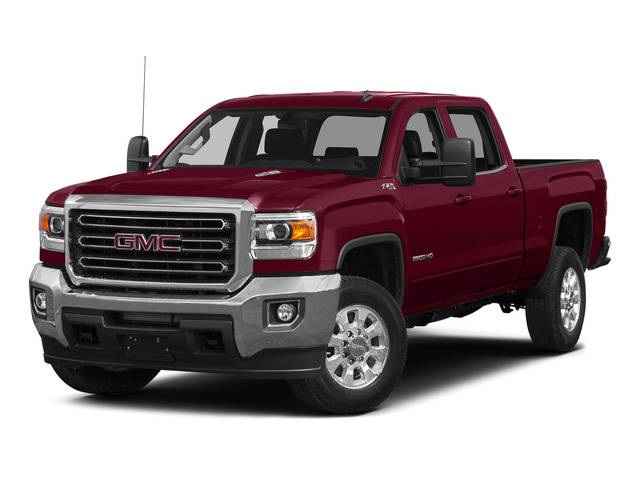 Sonoma Red Metallic 2015 GMC Sierra 2500HD Pictures Sierra 2500HD Crew Cab Work Truck 4WD photos front view