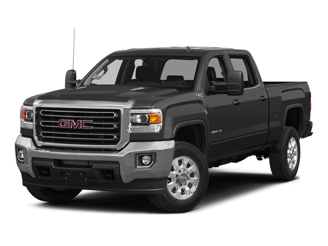 Iridium Metallic 2015 GMC Sierra 2500HD Pictures Sierra 2500HD Crew Cab Work Truck 4WD photos front view
