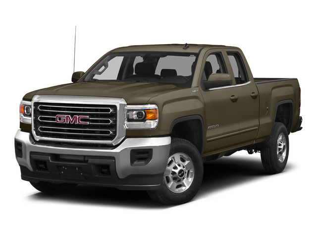 Bronze Alloy Metallic 2015 GMC Sierra 2500HD Pictures Sierra 2500HD Extended Cab SLT 4WD photos front view