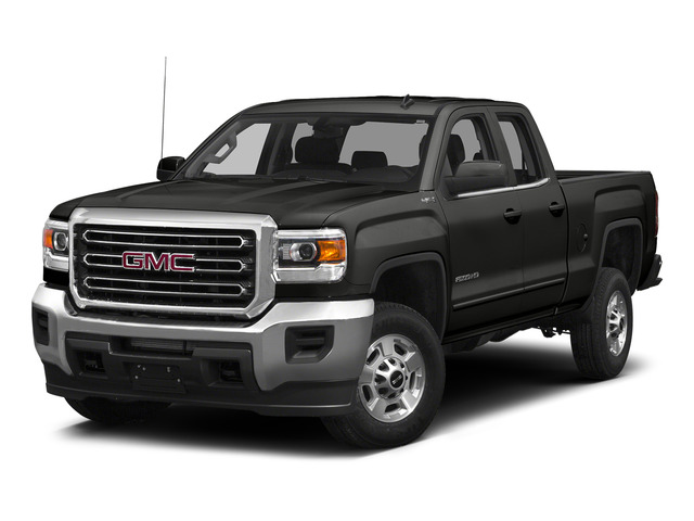 Iridium Metallic 2015 GMC Sierra 2500HD Pictures Sierra 2500HD Extended Cab SLT 4WD photos front view