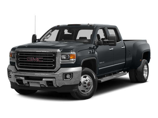 Stealth Gray Metallic 2015 GMC Sierra 3500HD Pictures Sierra 3500HD Crew Cab Work Truck 2WD photos front view