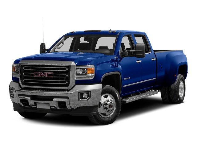 Cobalt Blue Metallic 2015 GMC Sierra 3500HD Pictures Sierra 3500HD Crew Cab Work Truck 2WD photos front view