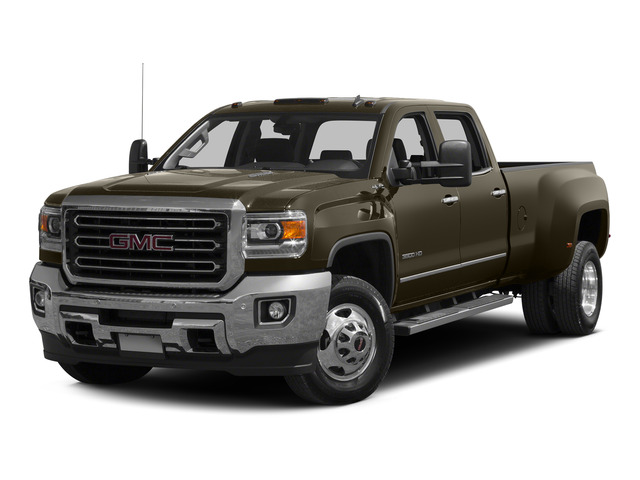 Bronze Alloy Metallic 2015 GMC Sierra 3500HD Pictures Sierra 3500HD Crew Cab Work Truck 2WD photos front view