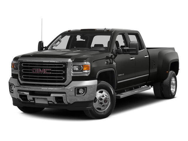 Iridium Metallic 2015 GMC Sierra 3500HD Pictures Sierra 3500HD Crew Cab Denali 2WD photos front view
