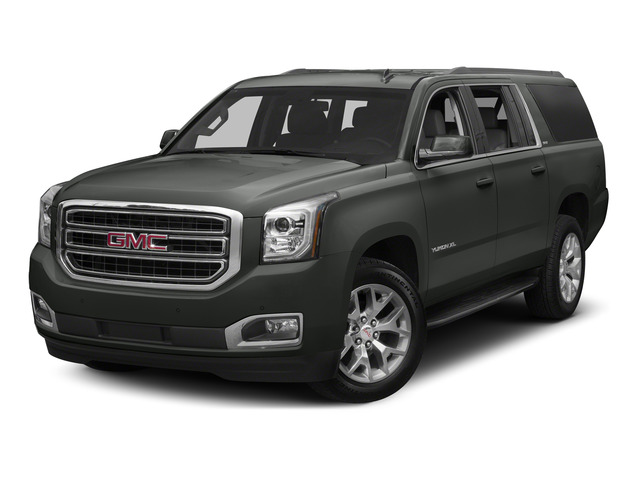 Light Steel Gray Metallic 2015 GMC Yukon XL Pictures Yukon XL Utility 4D Denali 4WD photos front view