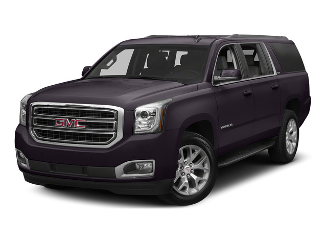 Midnight Amethyst Metallic 2015 GMC Yukon XL Pictures Yukon XL Utility 4D Denali 4WD photos front view