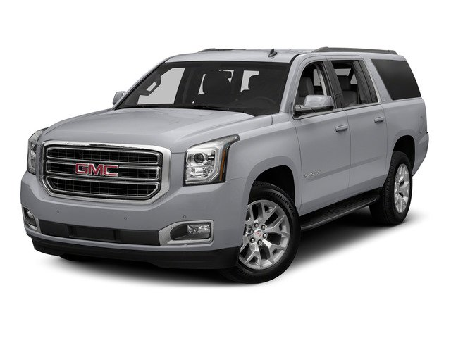 Quicksilver Metallic 2015 GMC Yukon XL Pictures Yukon XL Utility 4D Denali 4WD photos front view