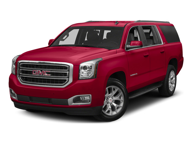 Crystal Red Tintcoat 2015 GMC Yukon XL Pictures Yukon XL Utility 4D Denali 4WD photos front view