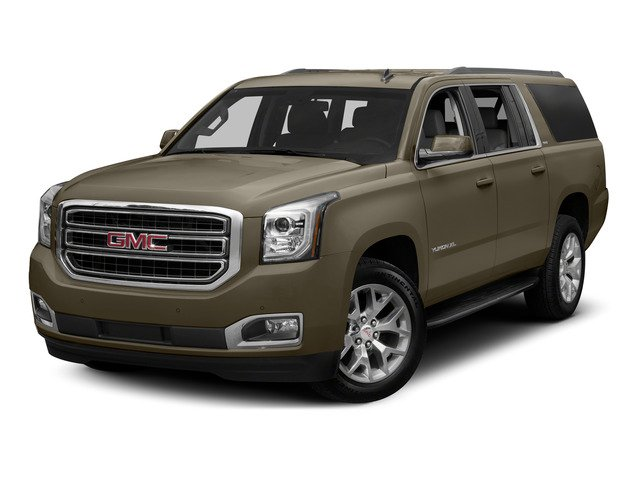 Bronze Alloy Metallic 2015 GMC Yukon XL Pictures Yukon XL Utility 4D Denali 4WD photos front view