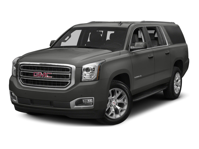 Iridium Metallic 2015 GMC Yukon XL Pictures Yukon XL Utility 4D Denali 4WD photos front view