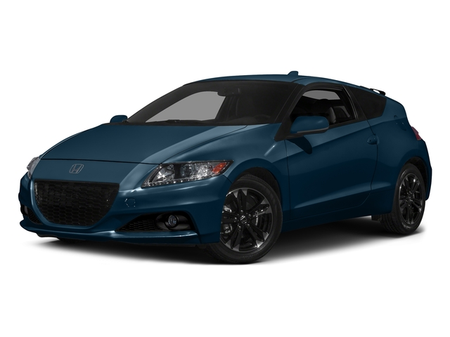 North Shore Blue Pearl 2015 Honda CR-Z Pictures CR-Z Coupe 2D EX I4 Hybrid photos front view