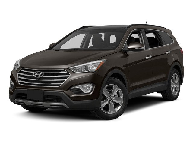 Frosted Mocha 2015 Hyundai Santa Fe Pictures Santa Fe Utility 4D Limited AWD photos front view