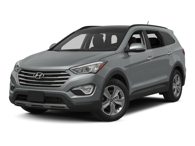 Iron Frost 2015 Hyundai Santa Fe Pictures Santa Fe Utility 4D Limited AWD photos front view